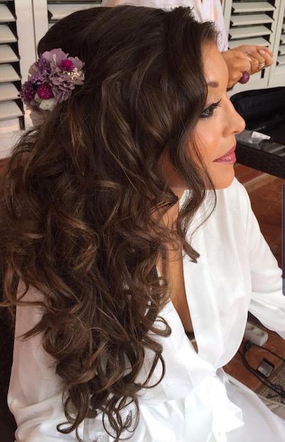 Impresionante peinados invitadas bodas 2021 Galería de cortes de pelo Consejos - ¡Novias de 2021, estos peinados son tendencia! - Bodamás