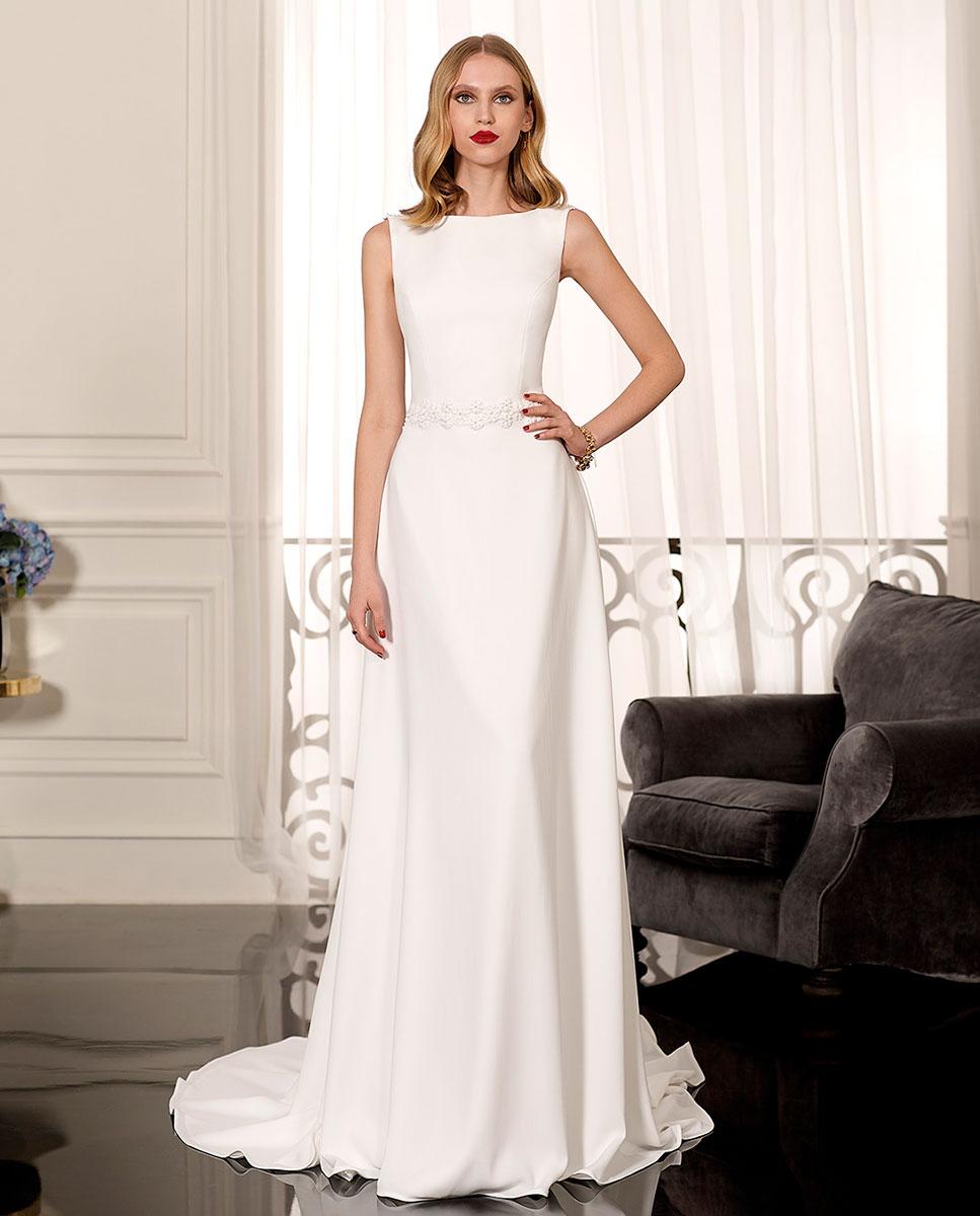 Vestido de novia a ingles