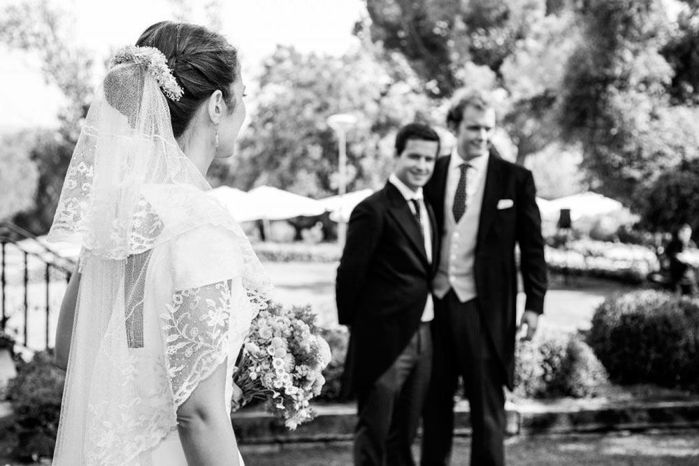 Discusiones antes de la boda - Temática boda