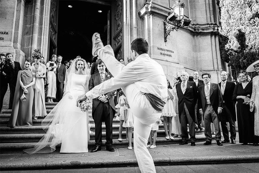 Discusiones antes de la boda - quién lo organiza