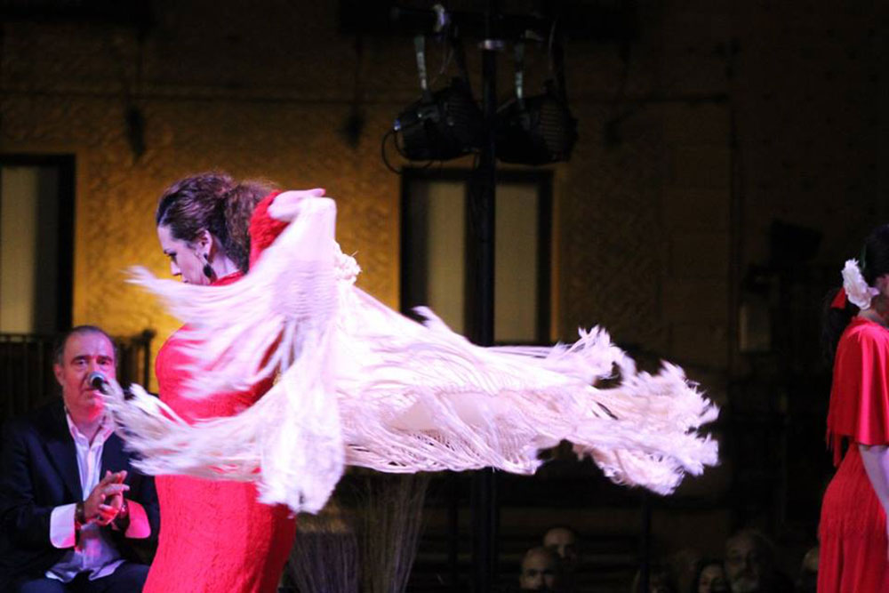 ideas originales boda flamenco