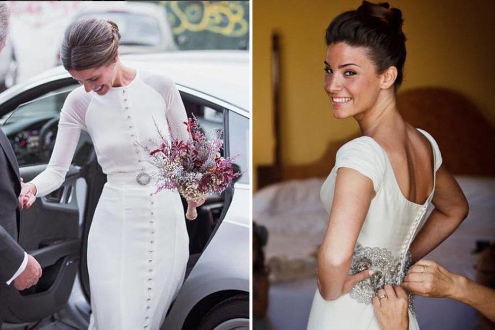lo que las novias quieren para su vestido - bodamás