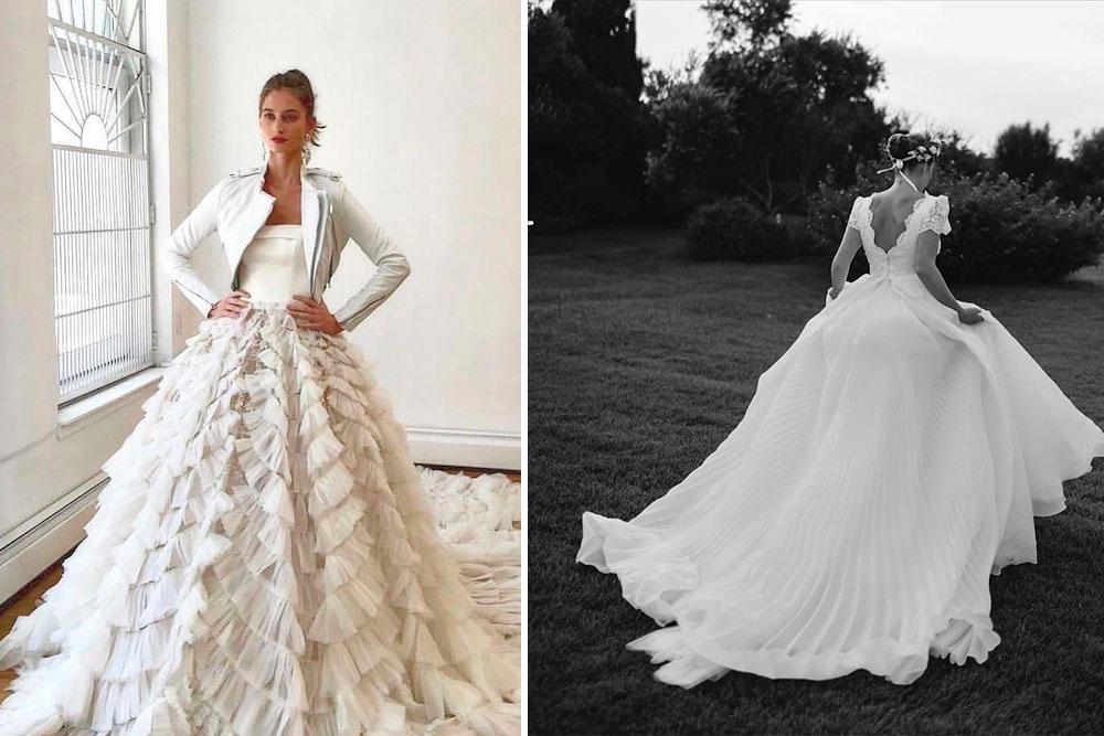 Sobretodo para vestido de novia