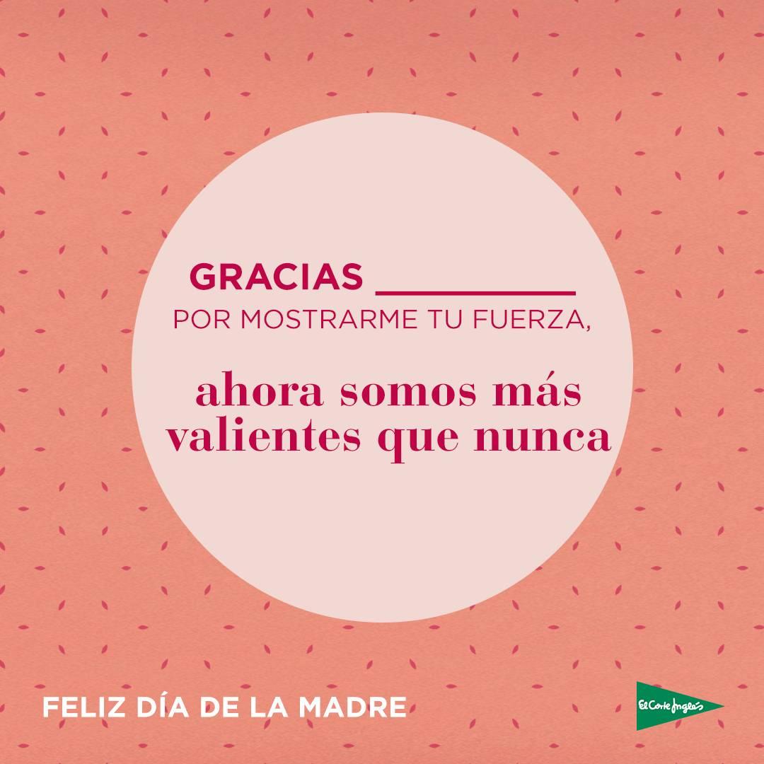 Editorial Día De La Madre Día De La Madre Ideas Y Consejos El Corte Inglés Ideas Y Consejos El Corte Inglés