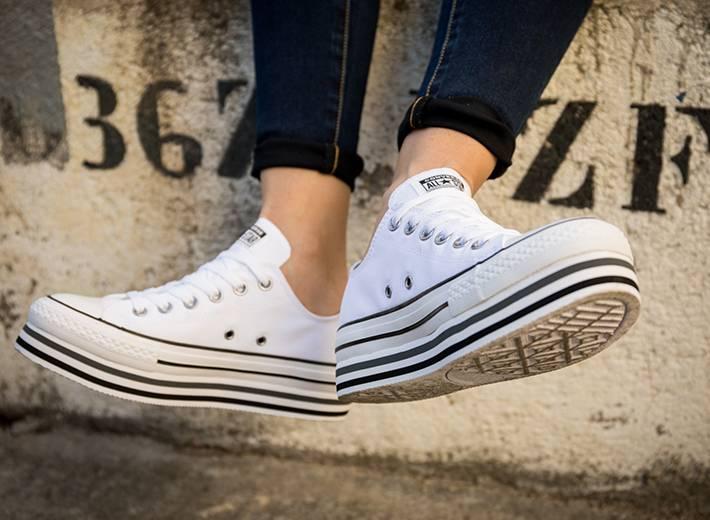 6d7cc7300b Las zapatillas de los Ramones